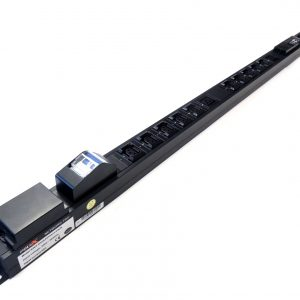 0U Rack Mountable PDU - Metered